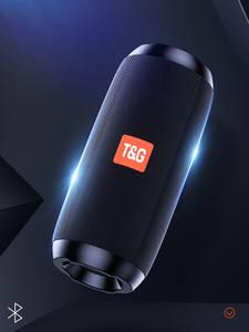 Bluetooth Speaker Subwoofer Bass-Column Stereo Waterproof Portable Wireless 20w USB AUX