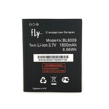 2pcs NEW Original 1800mAh BL8009 battery for FLY FS451 High Quality Battery+Tracking Number цены онлайн