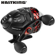 KastKing Brutus Fishing Reel 4.0:1 Gear Ratio 5+1 Ball Bearing 5kg Max Drag Fishing Coil Spincast Reel 0.25mm/145m Line Capacity