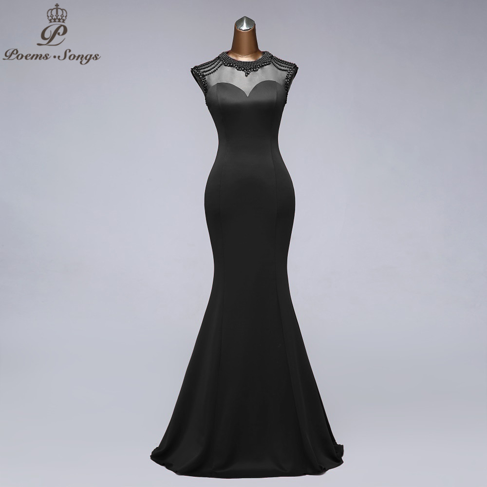 Sexy New Style Evening Dress 2020 Formal Dress Women Elegant Prom Dresses Mermaid Dress Vestidos De Fiesta De Noche