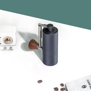 Image 1 - TIMEMORE 나노 플러스 수동 커피 그라인더 휴대용 조정 가능한 설정 원추형 버 작은 손 크랭크 밀 에스프레소 스케일 위에 부어