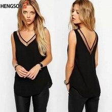 Summer T-shirts For Women Fashion Clothes Tops Chiffon Tees Shirt Femme Roupa Feminina Tshi