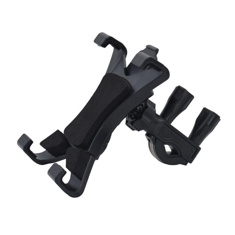 Универсальный держатель для велосипеда 360, кронштейн для упражнений на велосипед для планшетного ПК 7-12 дюймов, автомобильный держатель для ...