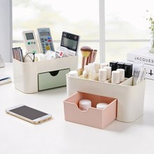 Органайзер для косметики, органайзер для макияжа, коробка для ювелирных изделий, ожерелья, ногтей, польские серьги, держатель, пластиковая коробка для макияжа, домашний рабочий стол