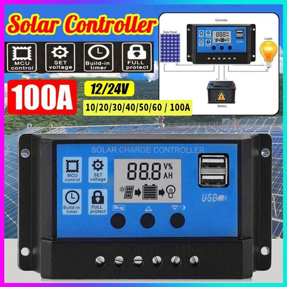 usb controlador solar pwm controlador 12 24v 05
