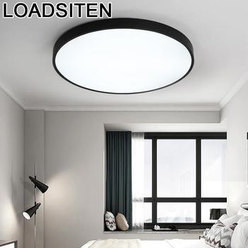 Moderna vintage lustre plafoniera apparecchio plafonnier Lampada sufitowa plafon luminaria teto lampara de techo ha condotto la luce di soffitto
