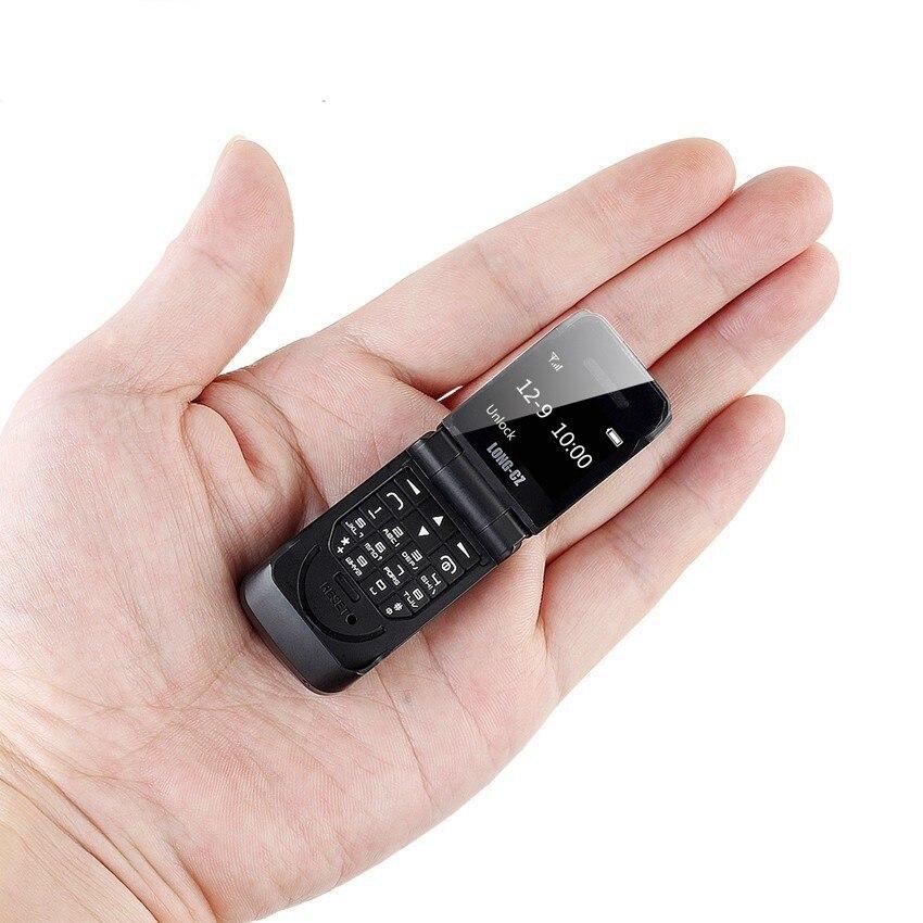 Mini Flip Mobile Phone J9 0.66