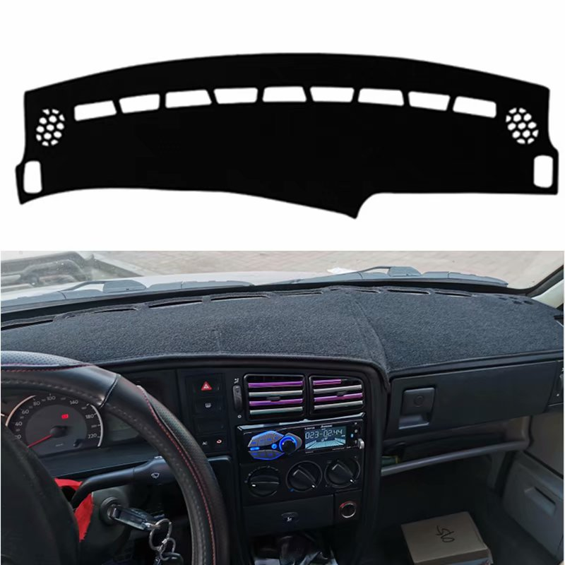 Car Dashmats Car-styling Accessories Dashboard Cover Carpet For Volkswagen VW Passat B3 B4 1988-1991 1992 1993 1994 1995 1996