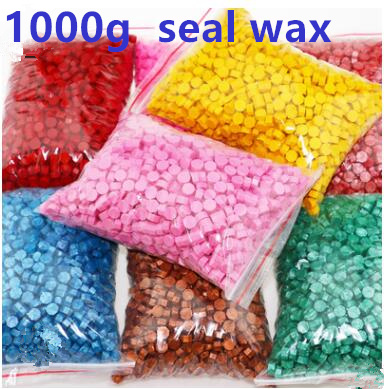 3300pcs/lot Vintage Wax Seal Stamp Tablet Pill Beads For Envelope Wedding Wax Seal Ancient Sealing Wax With Stamp 1Kg