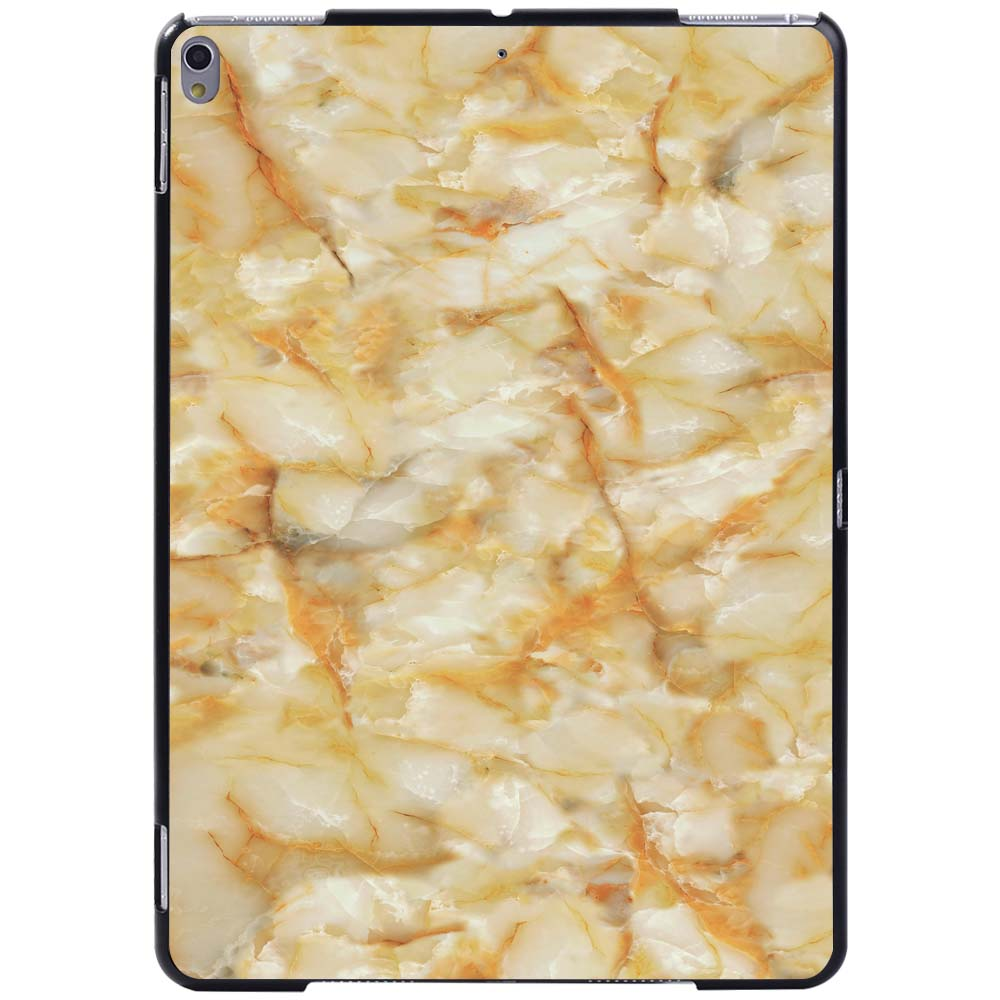breccia sarda marble Yellow For Apple iPad 8 10 2 2020 8th 8 Generation A2428 A2429 Slim Printed Marble tablet
