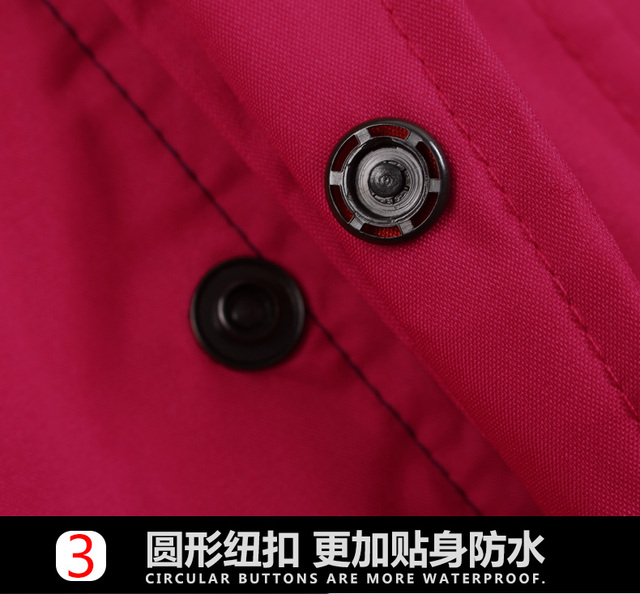 Thickened Nylon Motorcycle Raincoat Women Jackets Waterproof Male Rain Pants Rain Coat Men Poncho Split Rainwear Impermeable 4