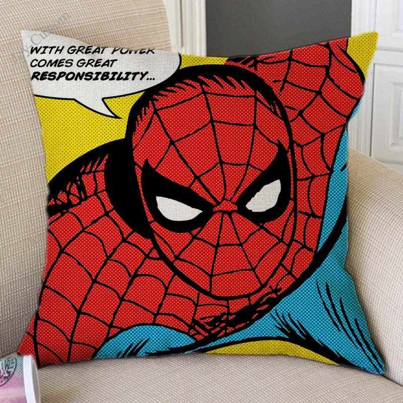 """С принтом &quotпоп арт"""" супер Герой мультфильма пижамы с человеком пауком и"""