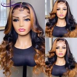 200% бразильские волнистые человеческие волосы Remy, передние парики из натуральных волос 13X4, передние парики на сетке 4x4, парики из натуральных...