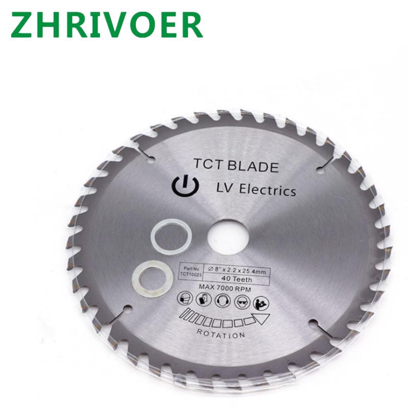 Carbide Saw Blade TCT Wood Saw Blade Universal Hard And Circular Saw Blade