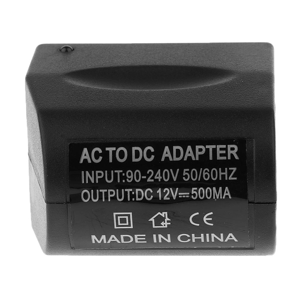 Universal Output AC Wall 110-220V to DC 12V Car Cigarette Lighter Power Converter Socket Adapter (US Plug)