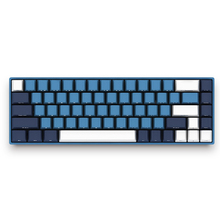 AKKO 3068 SP Ocean Star 68 Keys Gamingl Keyboard Wired USB Type C Cherry Switch 85% PBT Keycaps Computer Gamer Programmable