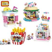 LOZ Mini Block-Toy Bricks Building-Blocks Street-View Creater Toys Toy-Game Educational