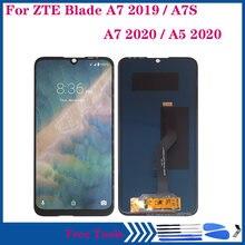 Новый ЖК дисплей для zte blade a7 2019 a7s кодирующий преобразователь