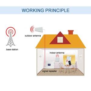 Image 5 - Lintratek 신호 리피터 GSM 2G 3G 4G 트라이 밴드 신호 부스터 900 1800 2100 Ampli GSM 900 리피터 4G 1800 부스터 3G 2100MHz