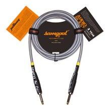 Электрокорд для гитары samgool + шнур шумоподавления пианино
