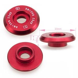 D1 Spec RACING EVTEC крышка клапана шайбы болты аппаратный комплект для HONDA Civic ACURA Integra D1-DP004