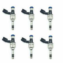 6 шт GDI топливный инжектор 12634126 подходит для BUICK CADILLAC CHEVROLET GMC 2012-2018