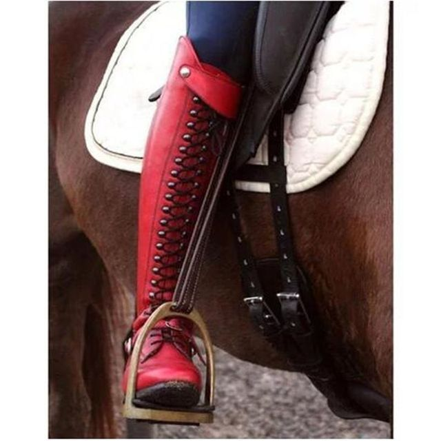 Womens Equestrian Riding Boots 5