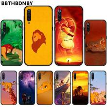 Lion King cartoon animals Luxury Phone Cover bumper For Xiaomi Redmi 4x 5 plus 6A 7 7A 8 mi8 8lite 9 note 4 5 7 8 pro fractions bumper book ages 5 7