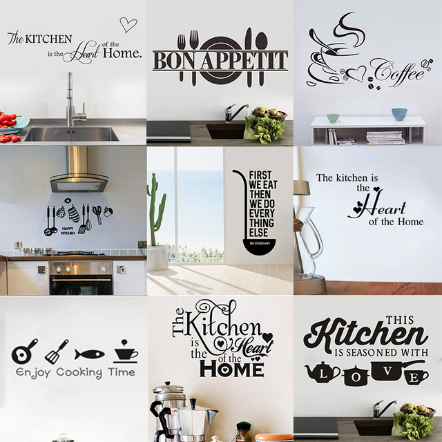 Kitchen Wall Stickers 2