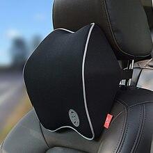 سيارة مسند الرأس وسادة الرقبة داعم رأس تخفيف التعب رغوة الذاكرة وسادة وسادة السفر سيارة السيارات التصميم