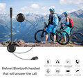 Мотоциклетный беспроводной шлем гарнитура модифицированный шлем Bluetooth высокой четкости стерео звук аксессуары для наушников
