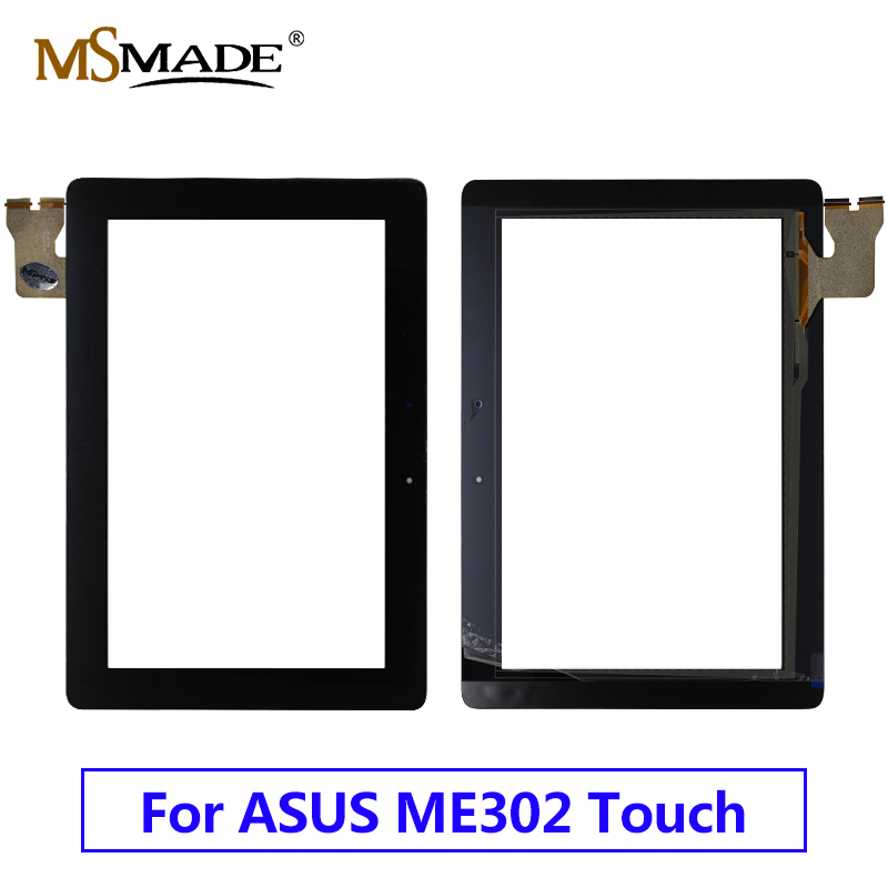 For ASUS MeMO Pad FHD 10 ME301 ME302 ME302C ME302KL K005 K00A Tablet PC Touch Screen Glass Digitizer 5449N FPC-1 Parts