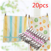 Pegs Hanger Towel-Holder Metal-Clips for Coat Pants Laundry-Drying-Hanger Rack Washing