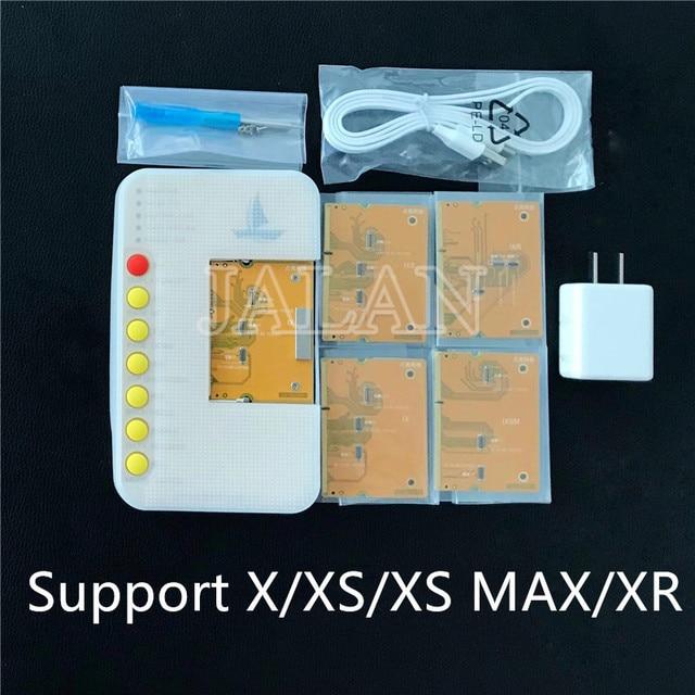 DL100 Đa Năng Bút Thử Cho Iphone 6 6S To 11Promax Màn Hình Hiển Thị LCD 3D Cảm Ứng Cảm Biến Ánh Sáng True Tone Phục Hồi Sửa Chữa dụng Cụ