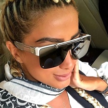 Newest Glamour Luxury Sunglasses For Women And Men Semi