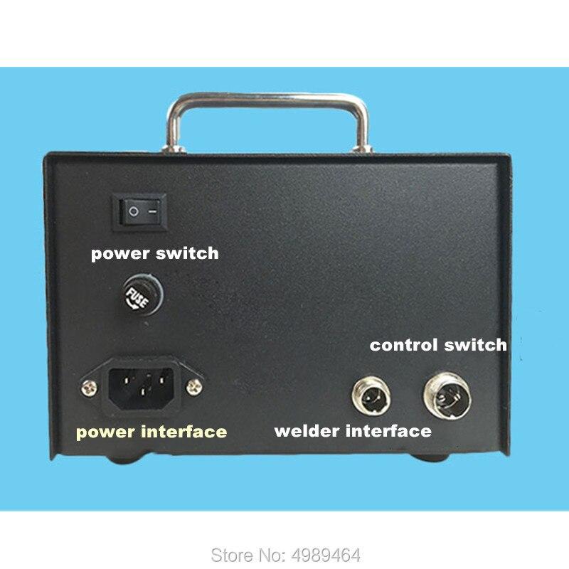 TIG Welding Precision Pulse Controller Time Pulse Controller Kit 220V