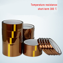 Gold Kapton-Tape Heat-Resistant Electronic-Industry-Thickness High-Temperature Polyimide
