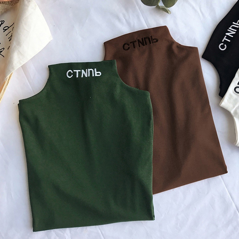 T shirt Ladies All match Slim Long sleeved Thin Bottoming Shirt Fashion Novel Letter Embroidery Women 39 s Clothes Top in T Shirts from Women 39 s Clothing