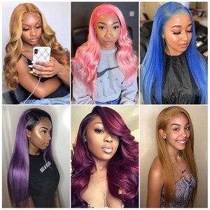Image 5 - Cexxy 12A Nertsen Haar Onbewerkte Maagd Jong Meisje Human Weave Virgin Hair Straight Braziliaanse Haar Weefsel Bundels Natuurlijke Kleur