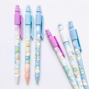 Image 5 - Механический карандаш Sumikko Gurashi, 40 шт./лот, милая автоматическая ручка 0,5 мм, канцелярские принадлежности, подарок, школьные и офисные принадлежности