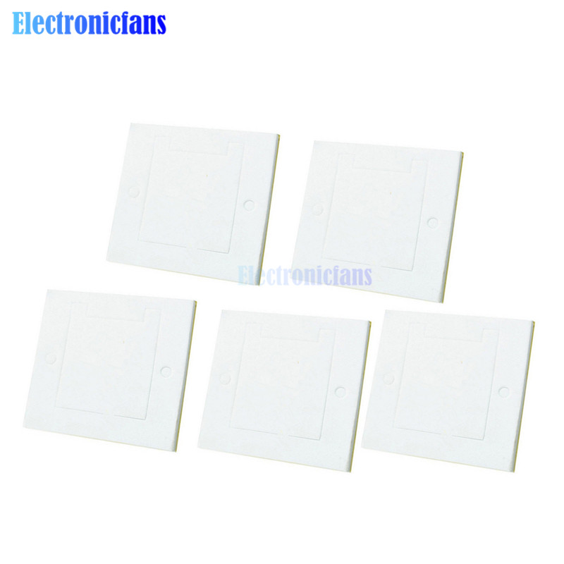 10pcs Insulation Cotton Washer for TEC1-12706 Thermoelectric Cooler Peltier