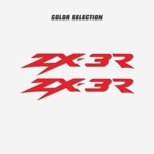 ใหม่รถจักรยานยนต์สติกเกอร์สะท้อนแสงกันน้ำ Body การใช้ถังสติกเกอร์โลโก้สำหรับ KAWASAKI ZX 3R Zx3r Zx 3r ป้ายรูปลอก