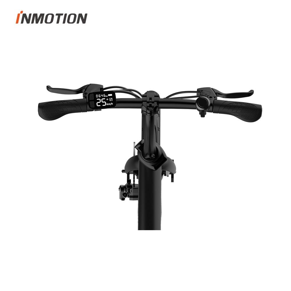 INMOTION P3 EBIKE Faltrad Mini Fahrrad Elektrische Roller Lithium-ionen Batterie 250W CE RoHS FCC