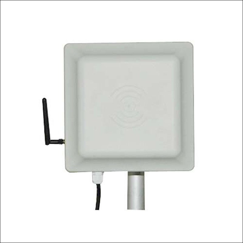 YJT-9282W 0- 8m R2000 WIFI RS232 860-928Mhz  UHF RFID Card ReaderMiddle Distance Range / Multiple Tags Reading