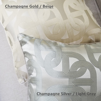Contemporary geometry champagne el