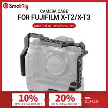 كاميرا صغيرة DSLR هيكل قفصي الشكل للكاميرا ل Fujifilm X T3/للكاميرا فوجي فيلم X T2 مع قبضة بطارية شحن مجاني 2229