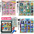 DRACHEN BALLZ für Nintendo Mario Album Video Spiel Karte 482 In 1 502 In 1 Patrone NDS NDSL 2DS 3DS 3DSLL NDSI Konsole Karte Spielzeug