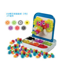 Ruihuaxing bunchems Sketchpad Suitcase Set kneading sticky ball handmade creative toys