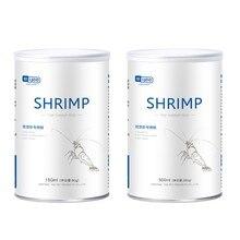 150ml/500ml aquário tanque de peixes de cristal camarão alimentos safira camarão saudável deliciosa alimentação para camarão vitrificado