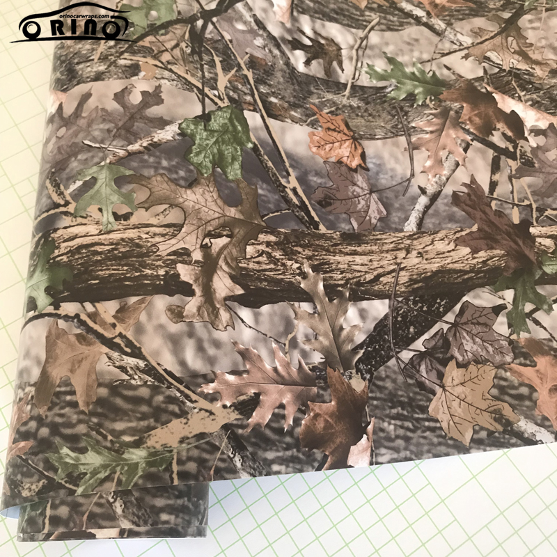 Realtree Sticker Film Wrap-7